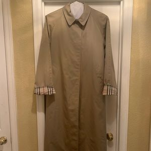 Burberry of London Lined Coat